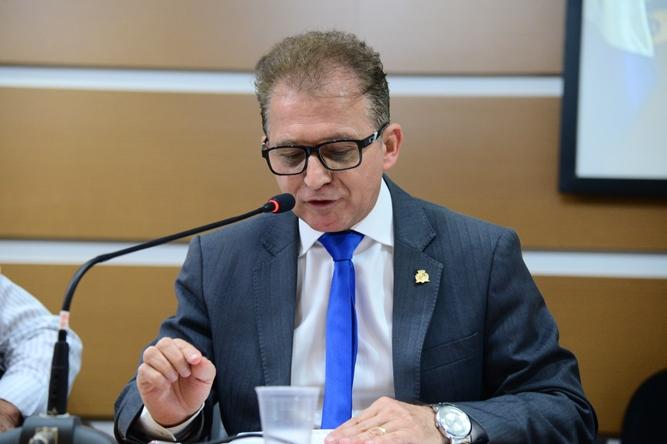 Relator Jaime Evaristo (PSC) pediu o arquivamento do processo que foi aceito por outros dois vereadores - Sabrina Seibel/CVJ/Divulgação/ND