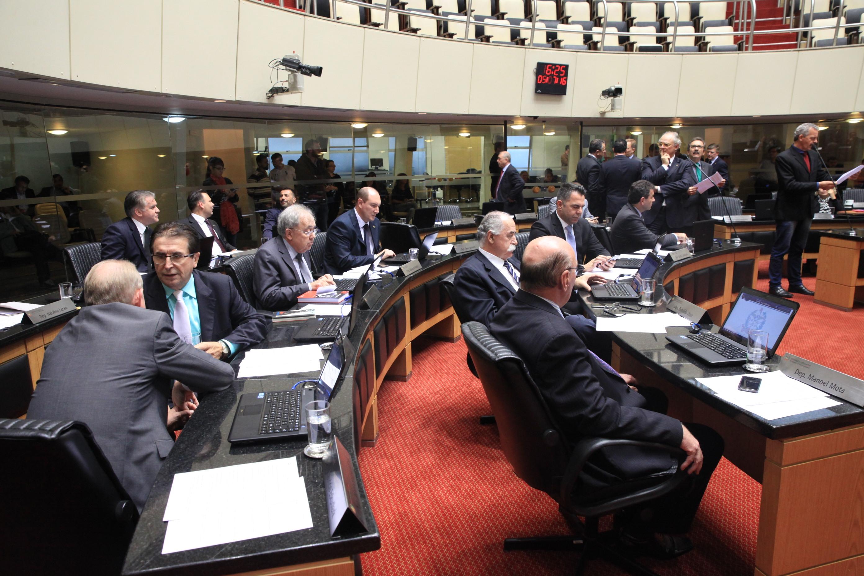 Assembleia catarinense cria o Fundo de Apoio aos Hospitais - Agência AL/ND