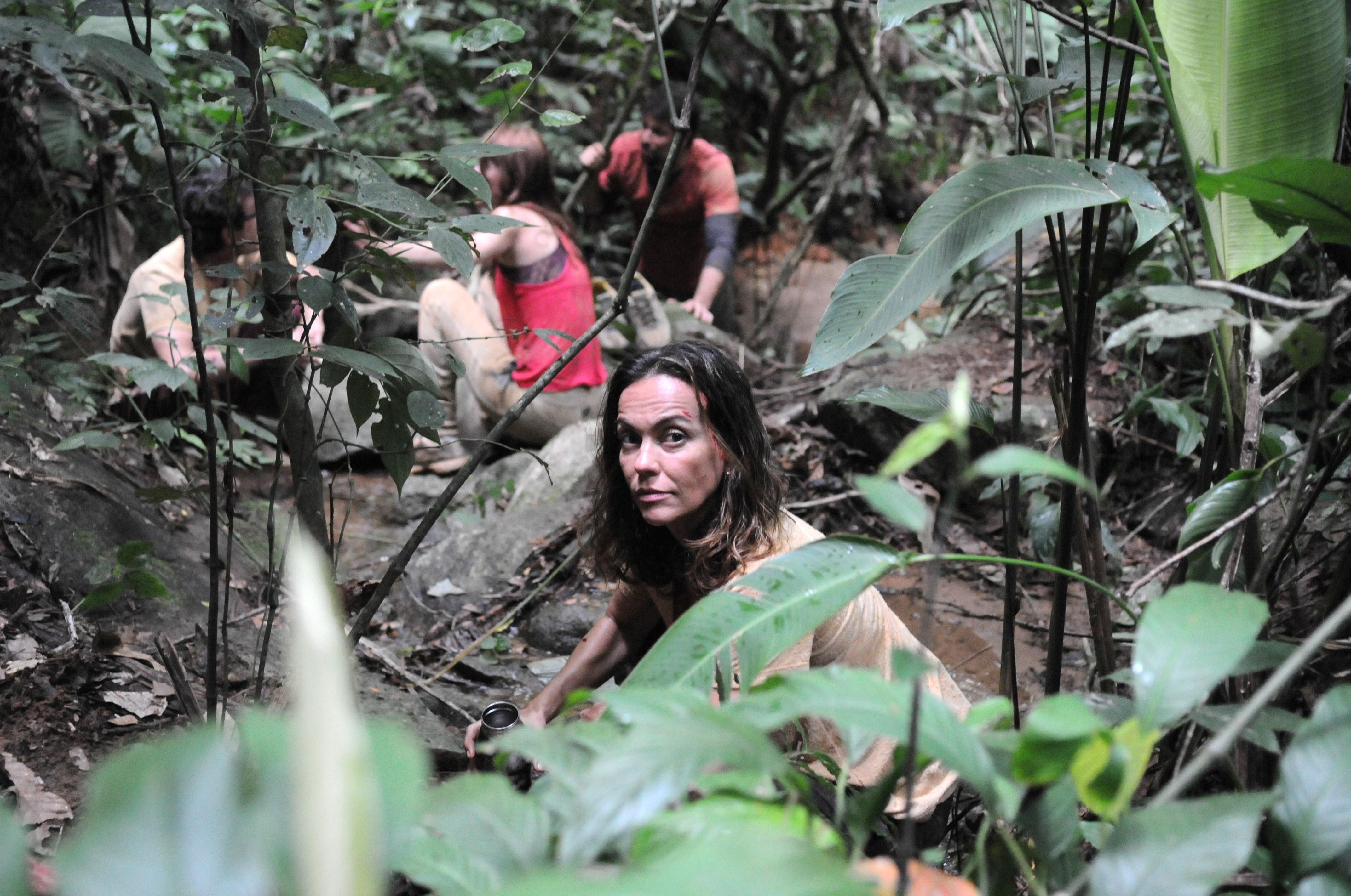 Produção estreia em 4 de janeiro.  Na série, 13 pessoas enfrentam obstáculos climáticos e geográficos, lutando pela sobrevivência - Munir Chatack/ND/Divulgação