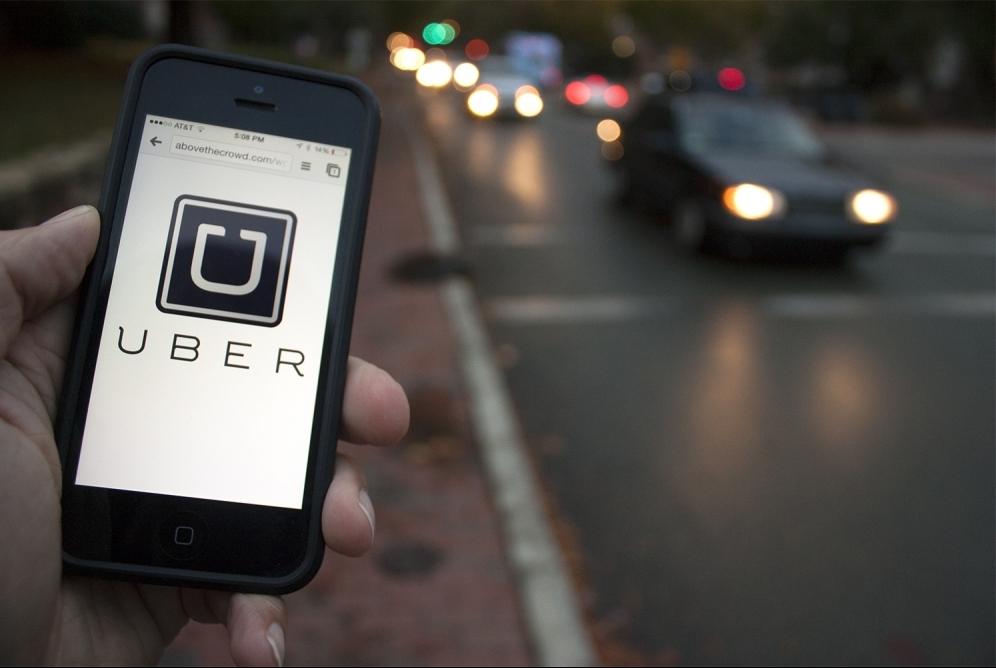 Uber - Divulgação