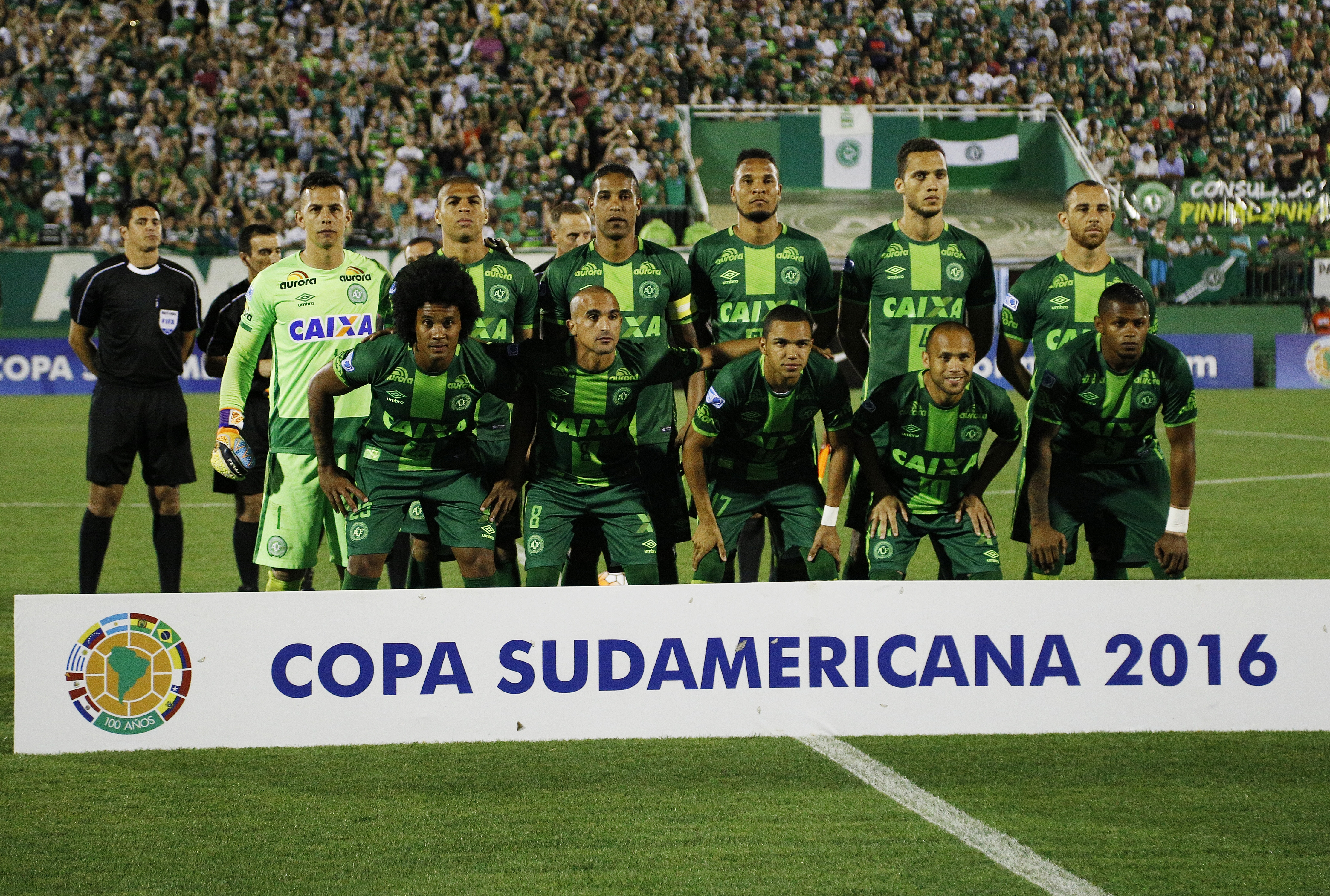 Chapecoense e homologada campeã da Copa Sul-Americana 2016 - Flickr Chapecoense/ND