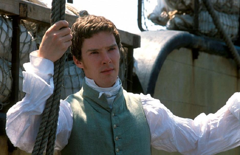 Benedict Cumberbatch vive Sherlock Holmes em série produzida pela inglesa BBC  - IMDB/Reprodução