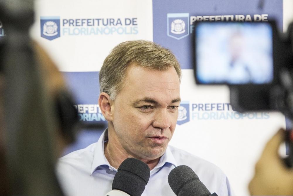 Uma das primeiras medidas de Gean é exigir o cumprimento do teto salarial no âmbito do município - Marco Santiago/ND
