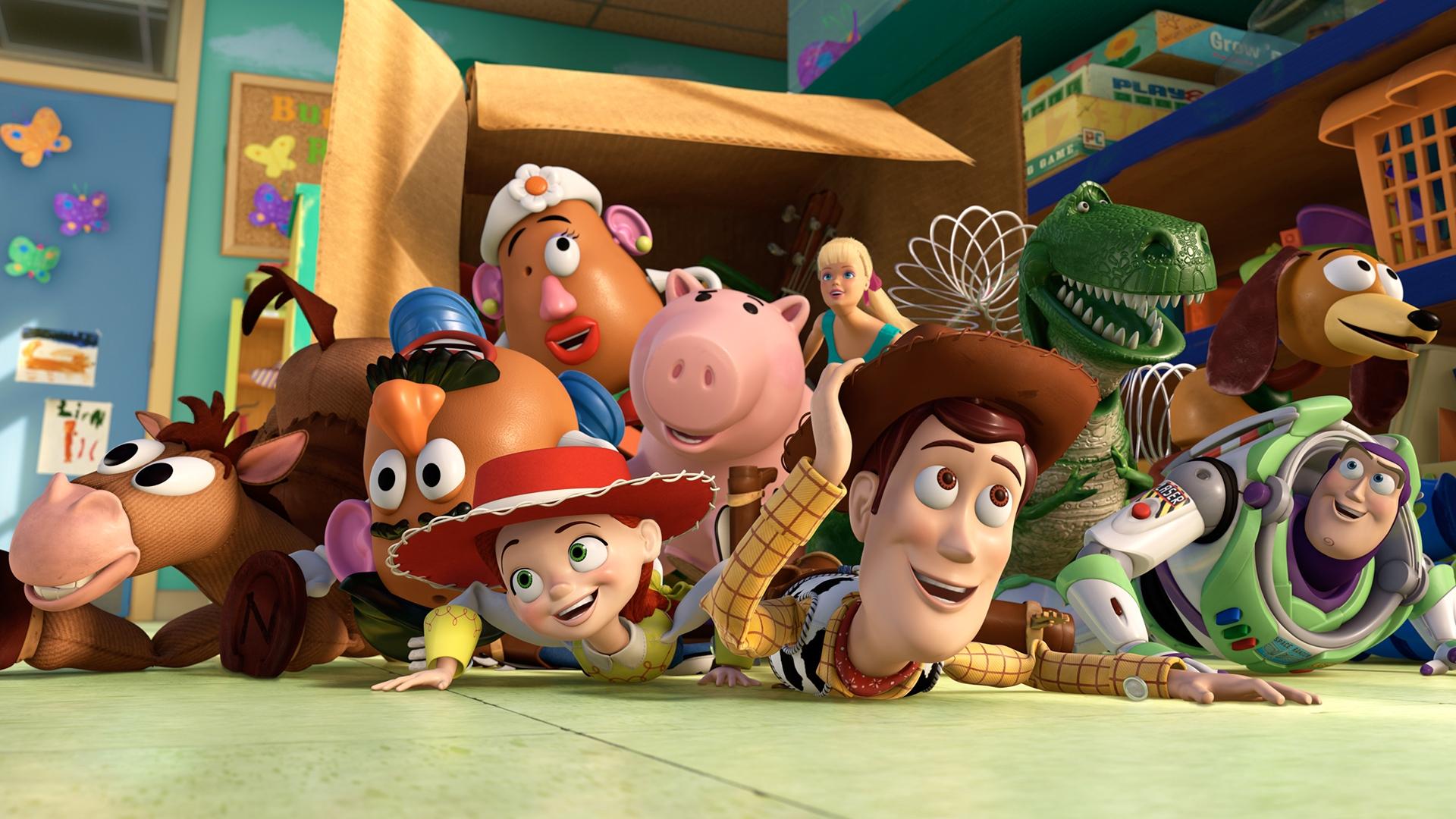 A trilogia Toy Story é repleta de easter eggs - Divulgação/ND