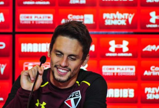 Rodrigo Caio tem 202 partidas, entre 2011 e 2017 - (Foto: Maurício Rummens/Fotoarena/Lancepress!)