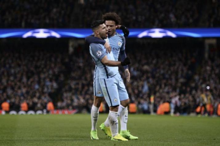 Veja imagens da vitória do City  -  Oli SCARFF / AFP