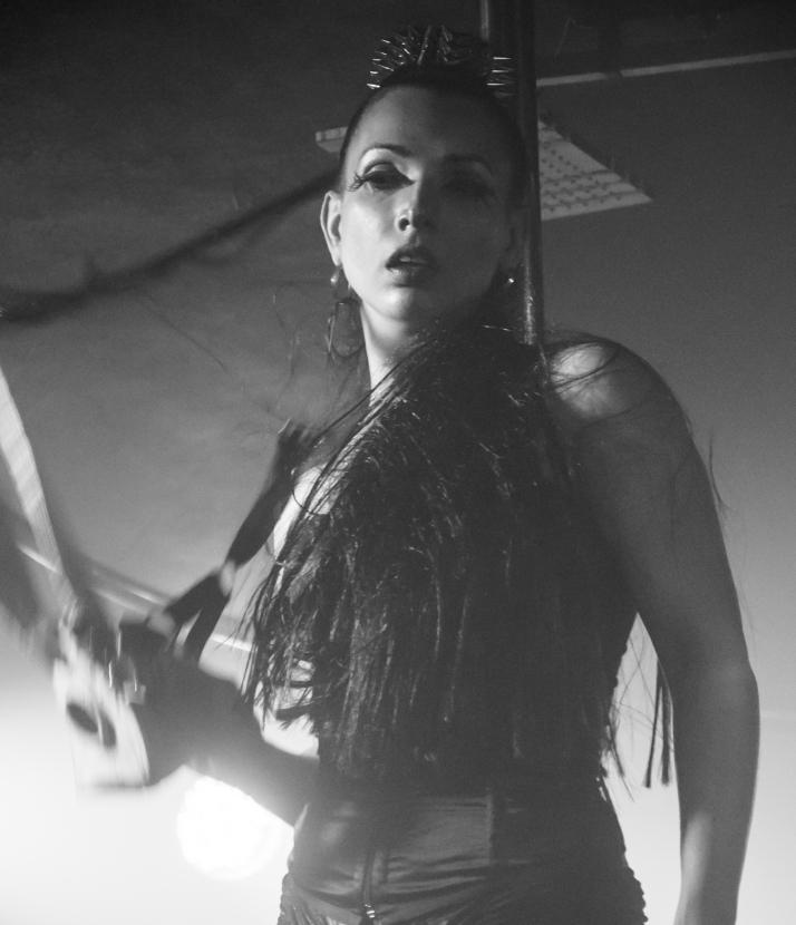 Kassandra mostra a força da mulher trans, para superar os preconceitos - Vanessa Soares/Divulgação/ND