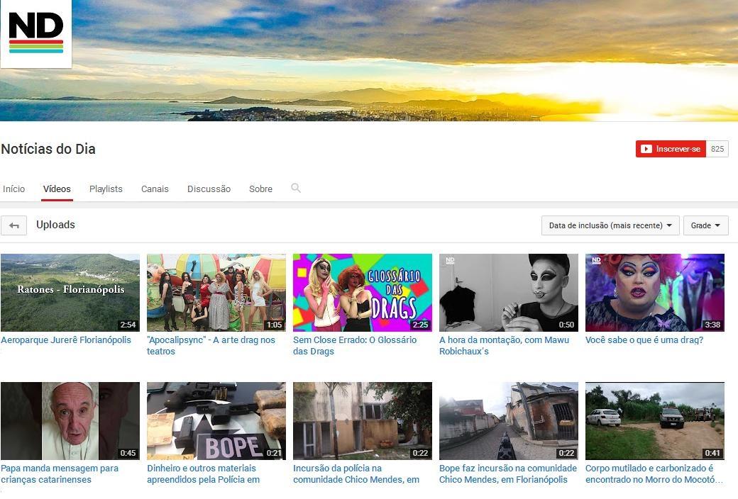 Audiência não significa que o YouTube dê dinheiro para o Google - Reprodução/Youtube