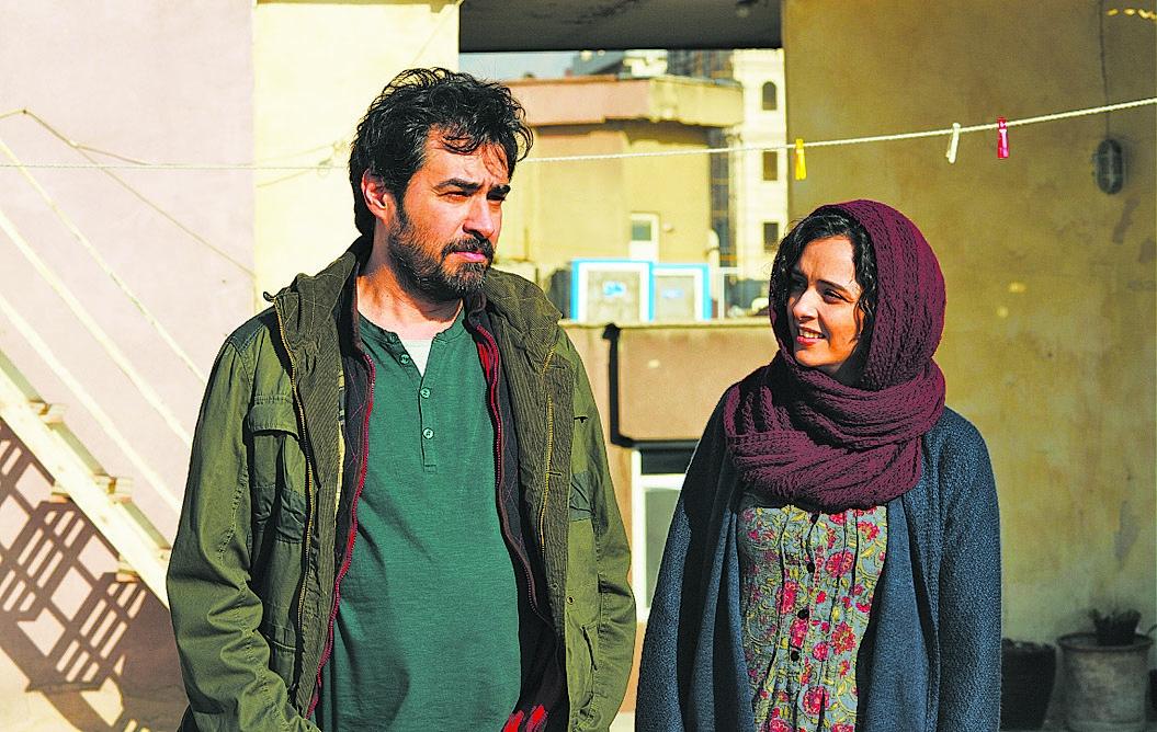 """O iraniano """"O Apartamento"""" vem de boa trajetória no Festival de Cannes - Divulgação/ND"""