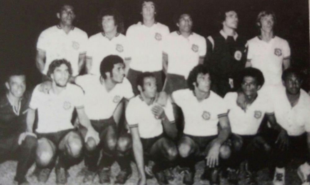 Figueirense campeão 1974 - acervo pessoal