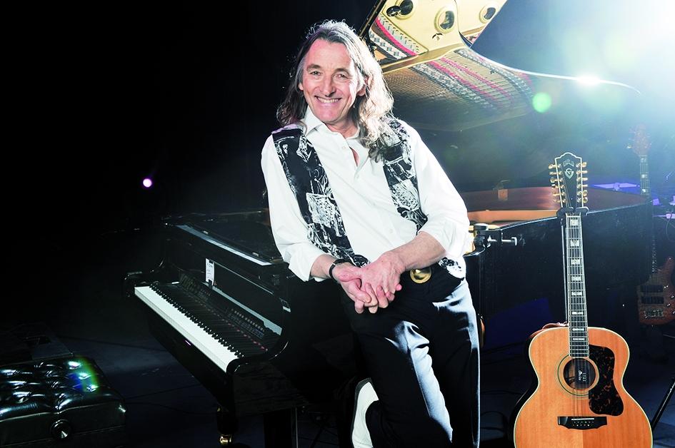 ex vocalista da banda Supertramp, Roger Hodgson se apresenta em Floripa em março - Rob Shanahan/Divulgação/ND