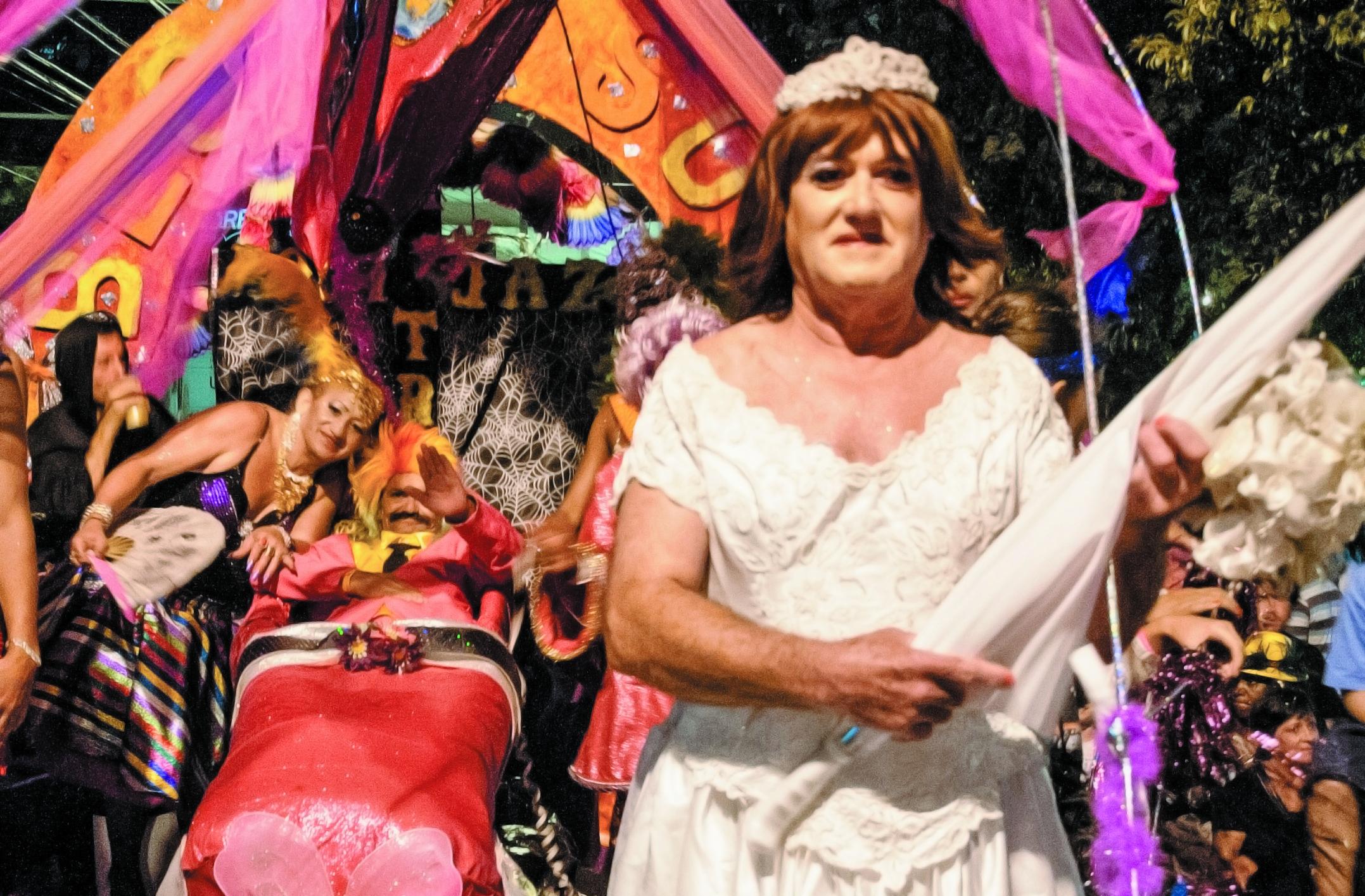 Enterro da Tristeza, com o bloco SOS, abre oficialmente nesta quinta-feira o Carnaval de Florianópolis - Eduardo Valente/Arquivo/ND