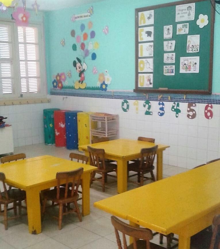 Aulas serão retomadas na educação infantil na segunda-feira - Divulgação/ND