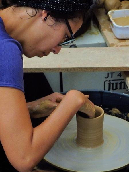 Curso de cerâmica começa em abril - Danísio Silva/Udesc/Divulgação