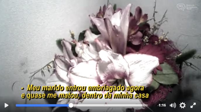 Vídeo mostra os áudios dramáticos de mulheres pedindo ajuda à PM - Divulgação/PMSC/ND