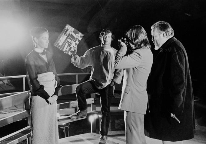 Os rolos do filme já foram transportados de Paris para Los Angeles para que ocorra o processo de edição - Divulgação/ND
