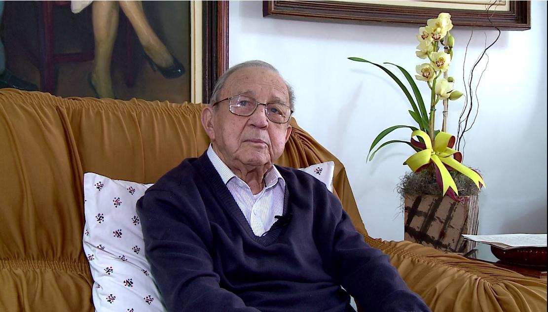 Dermeval era administrador, advogado e economista - Divulgação/Rede Record/ND