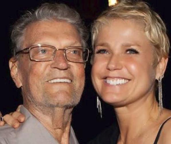 Morre o pai da apresentadora Xuxa, Luiz Floriano Meneghel - Instagram/Divulgação