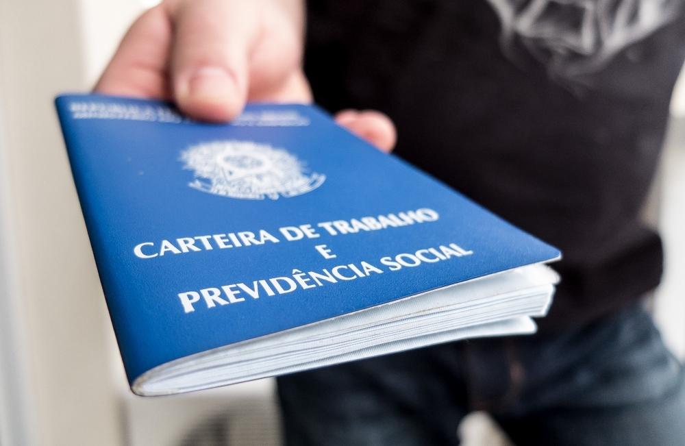 Mutirão para entregar as carteiras de trabalho em Santa Catarina - Rafael Neddermeyer/Fotos Públicas/Divulgação/ND