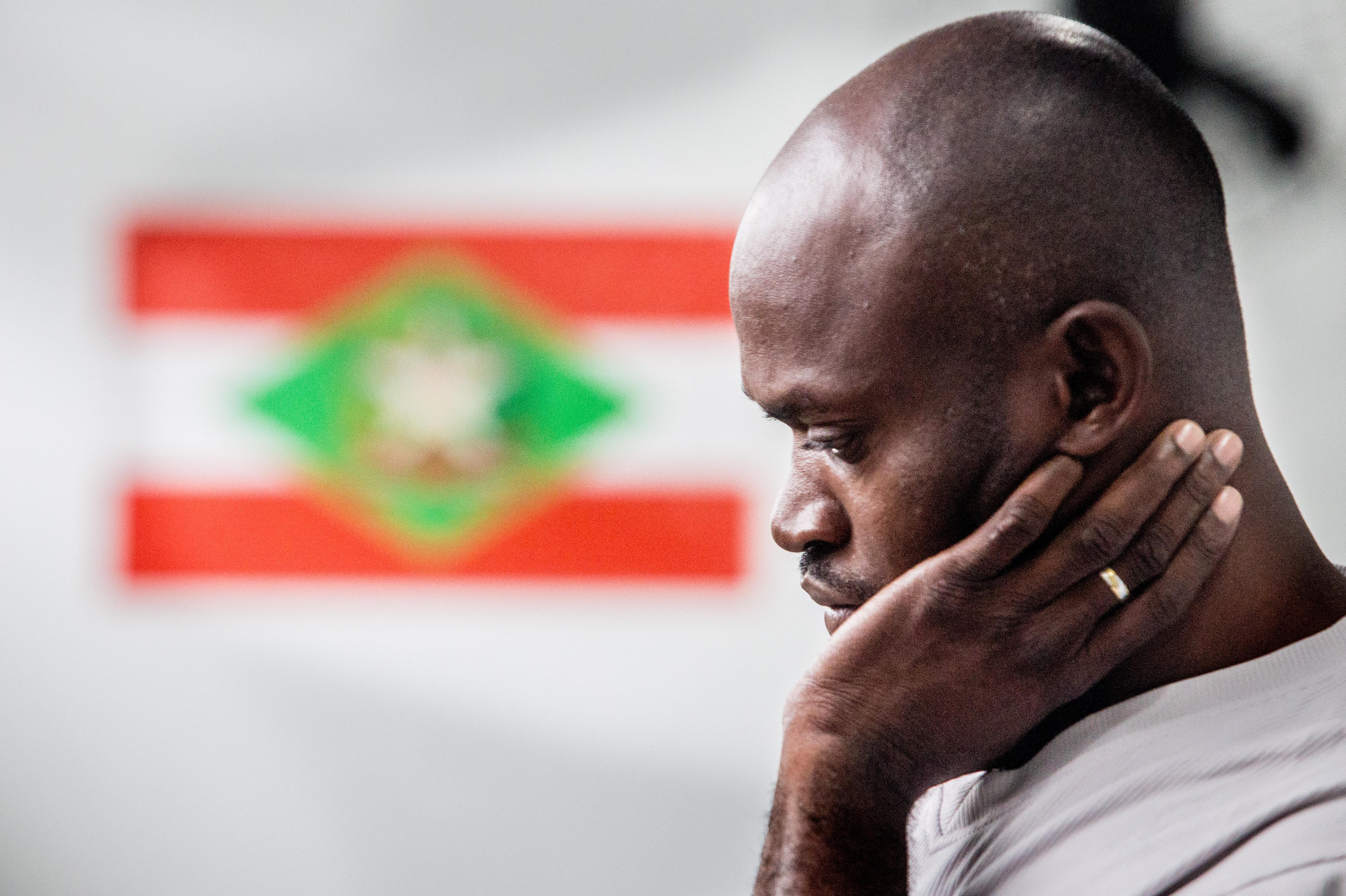 Em 2015, imigrantes senegaleses e haitianos passaram por Florianópolis e seguiram para o Rio Grande do Sul - Flávio Tin/ND
