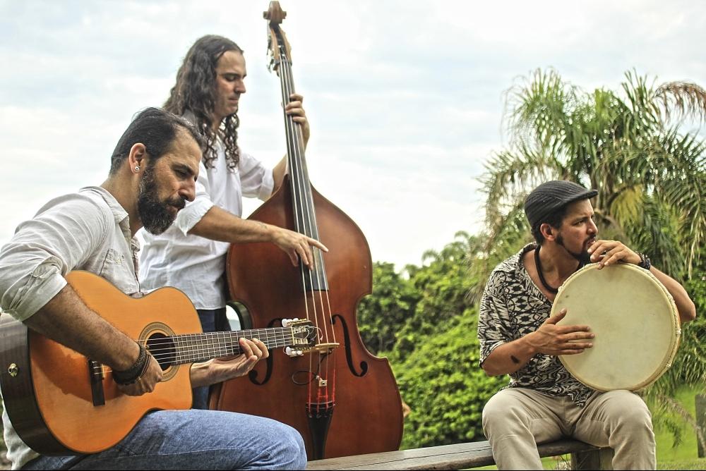 Grupo Música Orgânica - Música Orgânica/Divulgação/ND