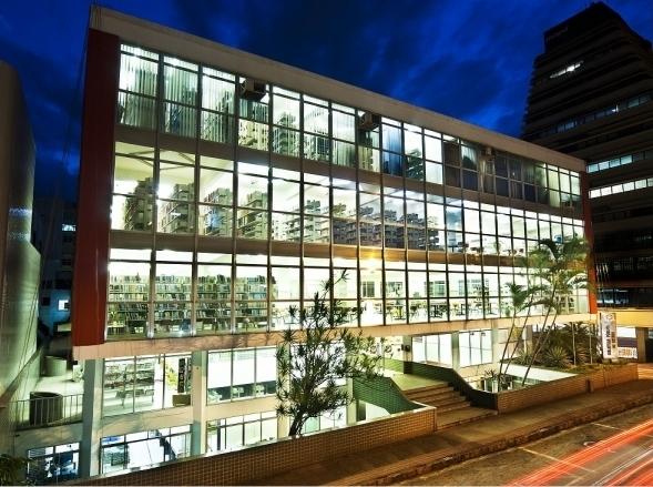 Biblioteca Pública de Santa Catarina - FCC/Divulgação