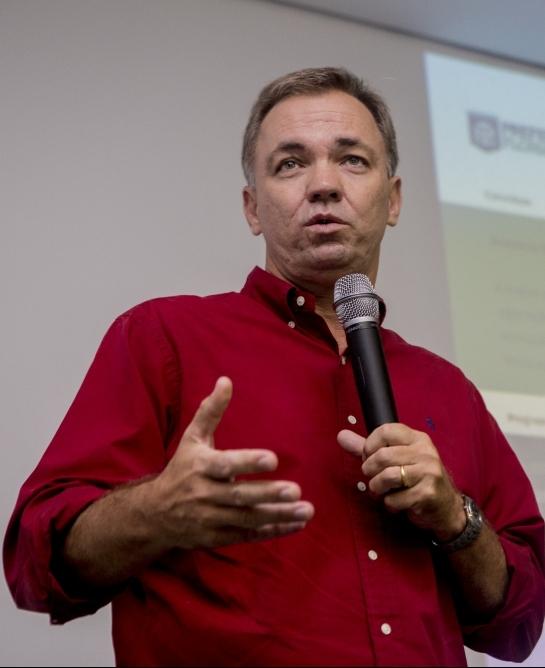 Gean Loureiro fala sobre o primeiro mês de gestão - Flávio Tin/ND