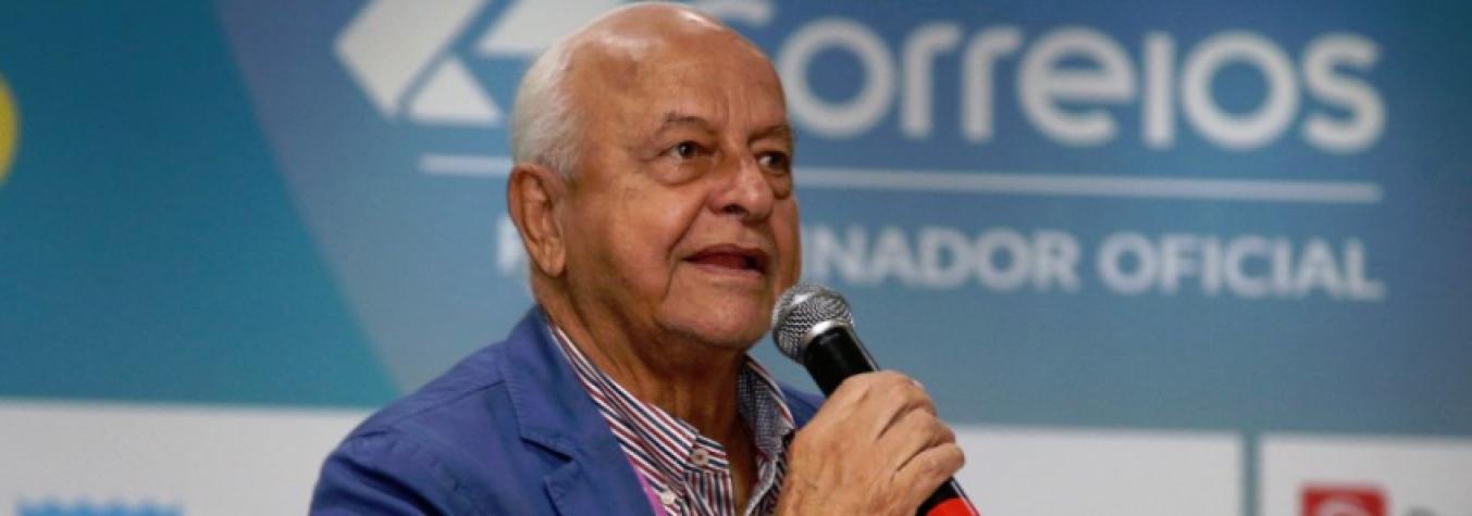 Coaracy Nunes é acusado de corrupção (Foto: Satiro Sodré/CBDA)