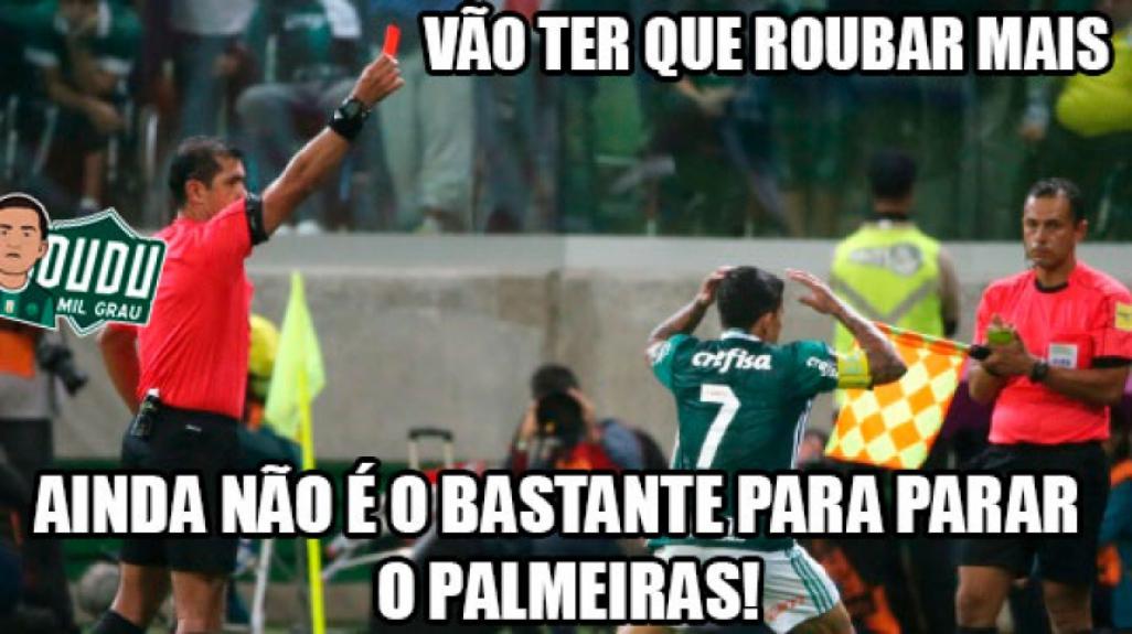 Veja A Repercussao E Os Memes Nas Redes Do Empate Entre Santos E Palmeiras No Pacaembu