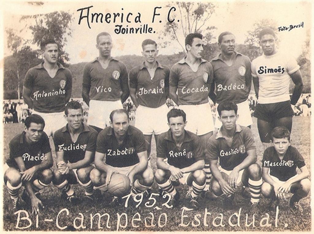 América de Joinville – Foto: cancellain..com.br
