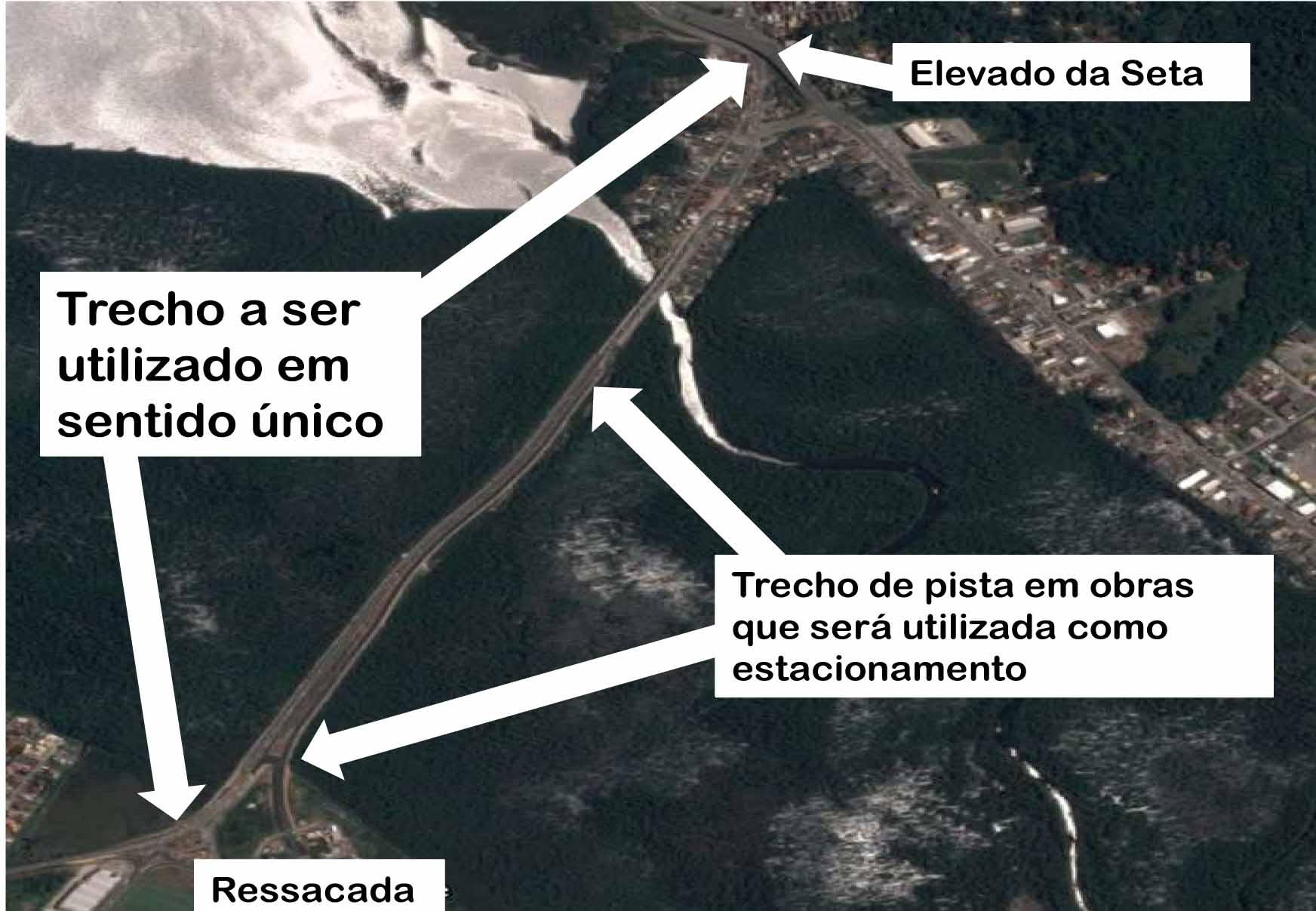 Como vai funcionar o trânsito para o jogo entre Avaí e Chapecoense no domingo, 30 - Divulgação/ND