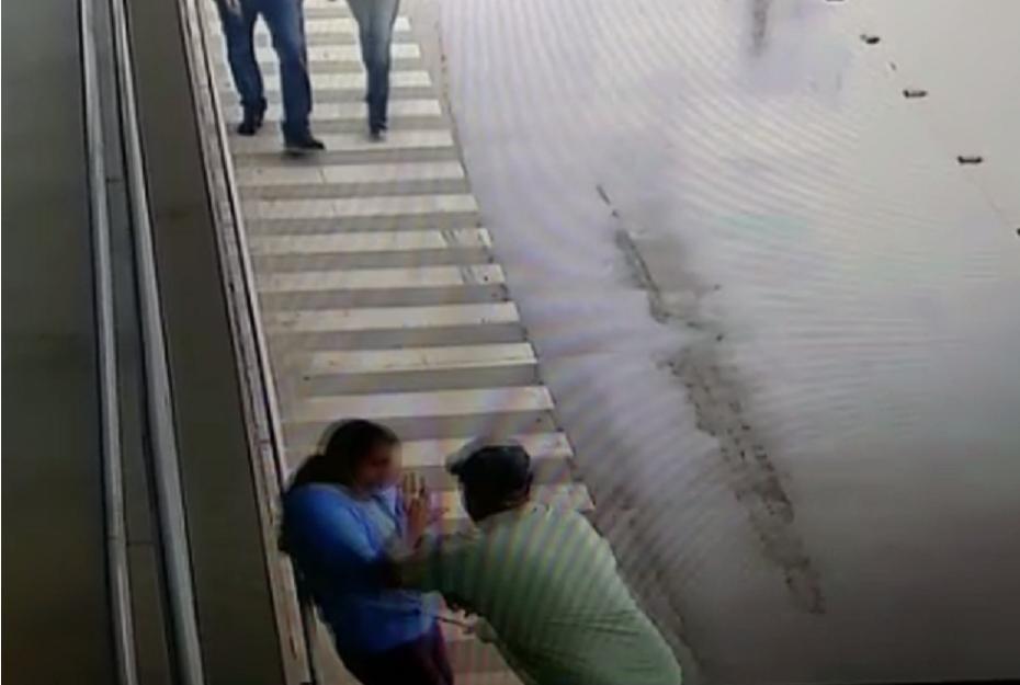 Imagens de um supermercado mostram o crime - Polícia Civil/Divulgação/ND