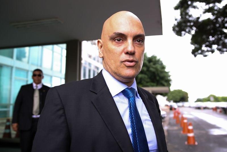 Alexandre Moraes suspendeu a busca e apreensão feita no gabinete da deputada Simone Morgado (PMDB-PA) - Marcelo Camargo/Agência Brasil