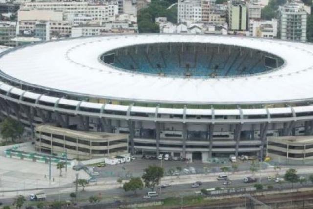 Odebrecht pagou R$ 7,3 milhões em propina por reforma do Maracanã - Ministério do Esporte/Portal da Copa/Daniel Brasil