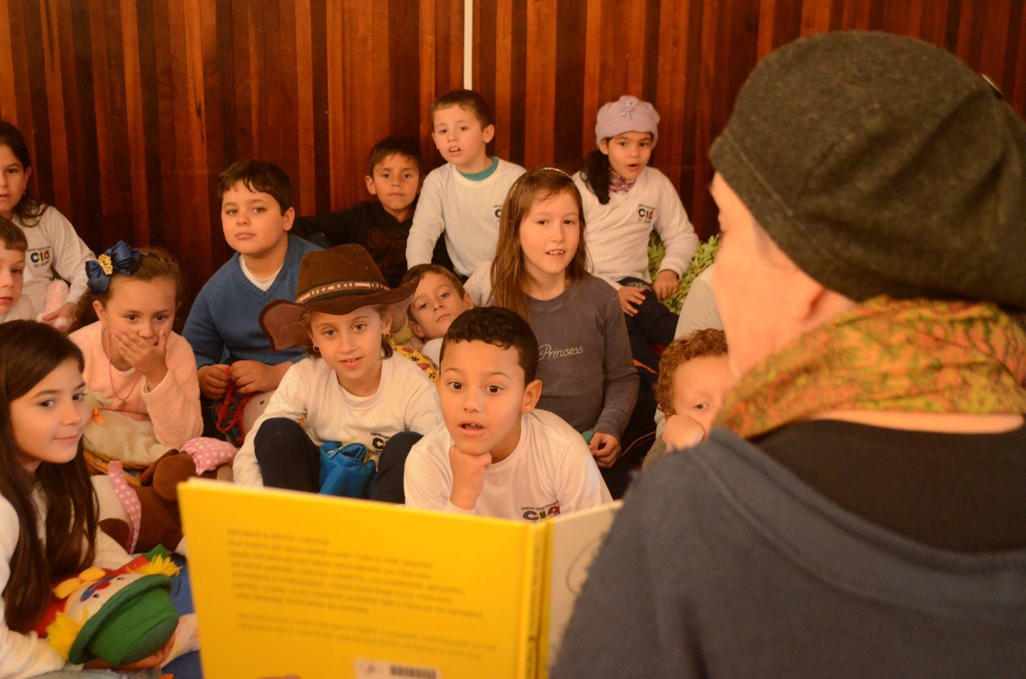 A Semana Municipal do Livro será realizada entre os dias 12 e 18 de abril - Secretaria da Educação/Divulgação/ND