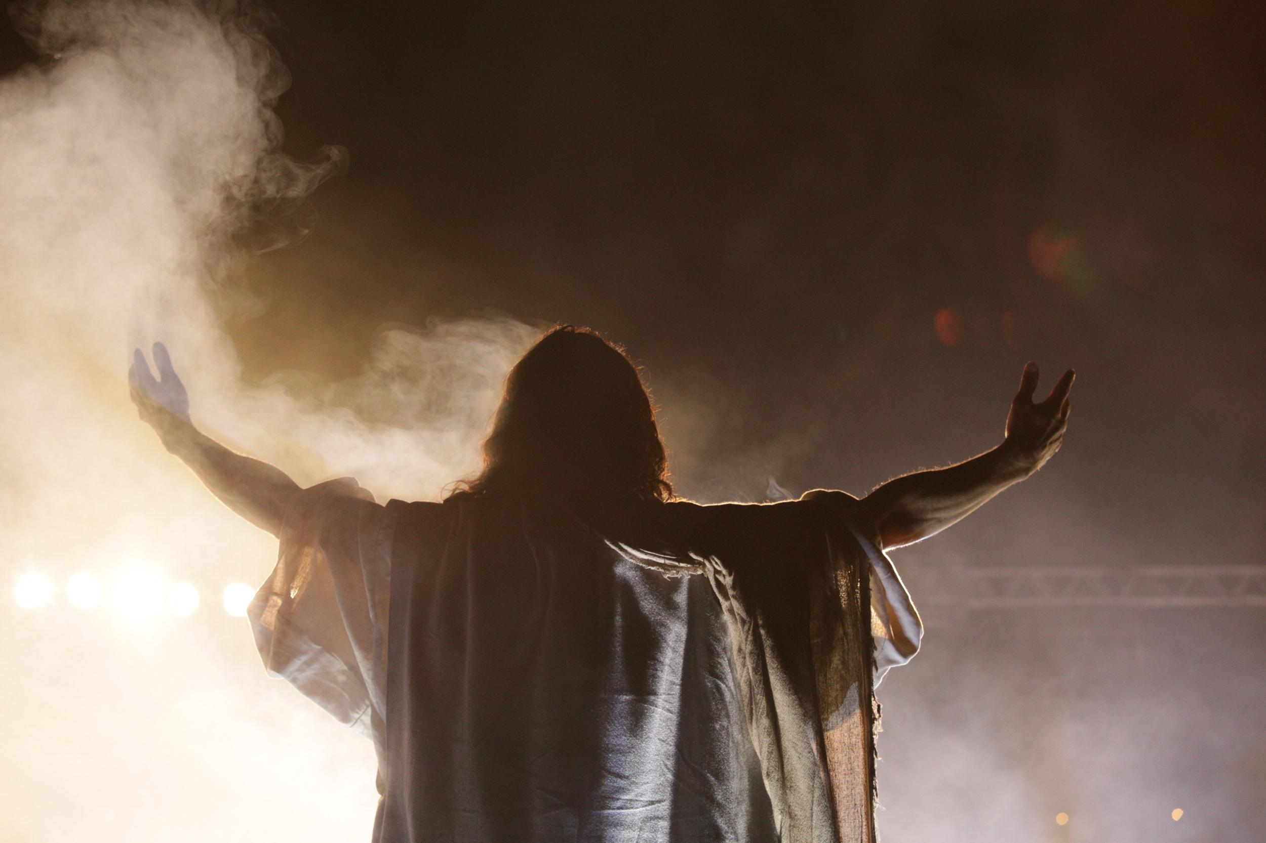 Paixão de Cristo - Divulgação/ND