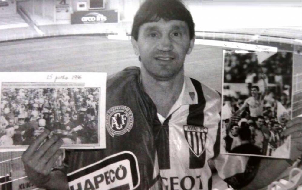 Itá - reprodução Almanaque Futebol Catarinense