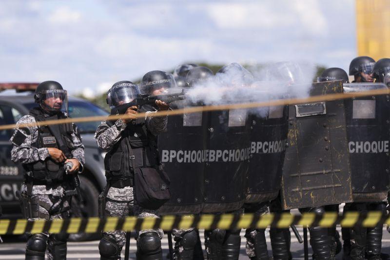 Florianópolis será a capital nacional de Operações Policiais de Choque em  dezembro  ef1cff7f3da