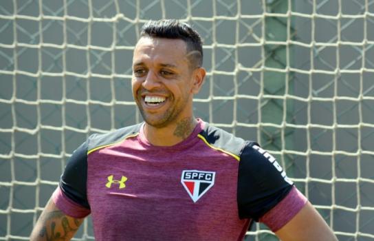 Sidão foi o goleiro do sub-20 nesta segunda  -  (Foto: Érico Leonan/saopaulofc.net)