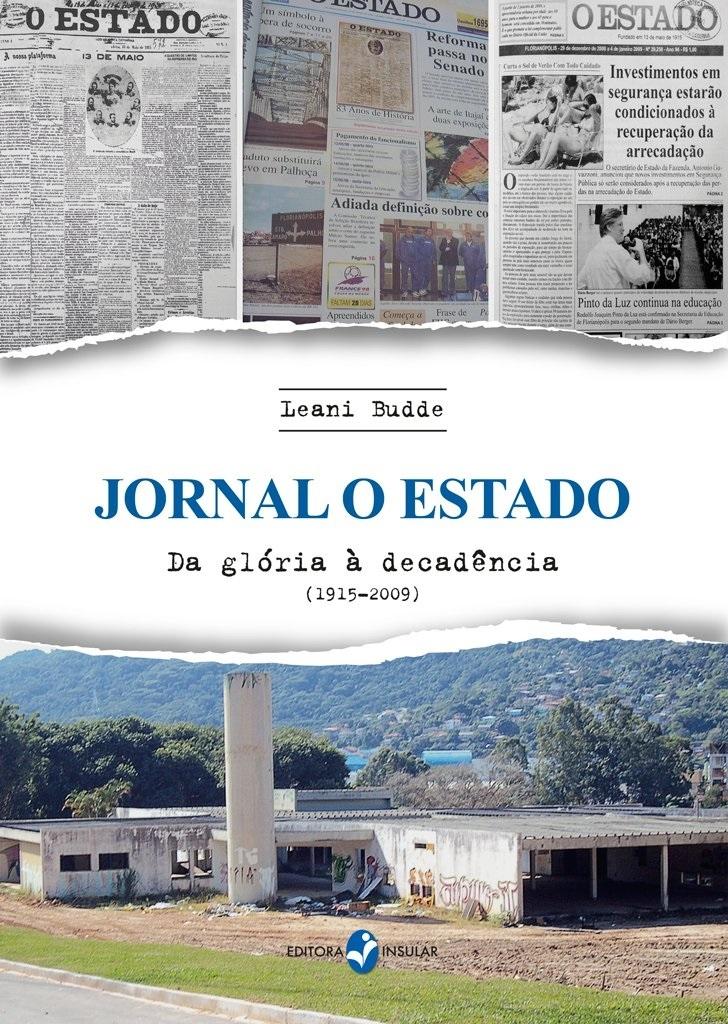 Capa livro que será lançado na Capital nesta quarta-feira - Divulgação