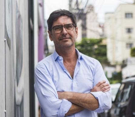 Engajado no Traços Urbanos, Bonetti defende discussão popular sobre o modelo de cidade pretendido para Florianópolis - Daniel Queiroz/ND