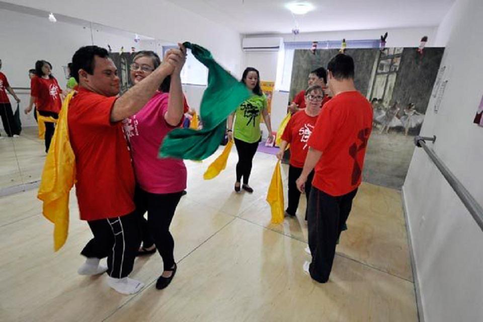 Grupo de Soraya Lima será representado por alunos entre 19 e 50 anos, todos com síndrome de Down ou de Asperger - Tribuna do Norte/Natal/Divulgação