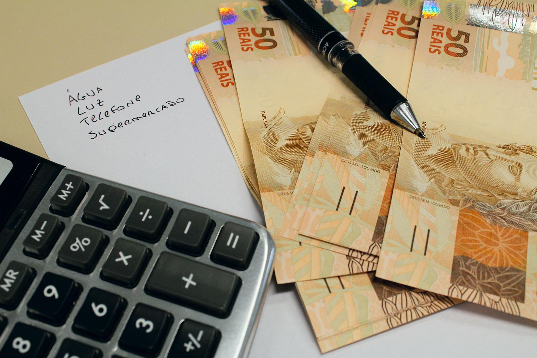 Meta de inflação caiu pela primeira vez desde 2003 – Foto: Marcos Santos/USP Imagens/ND