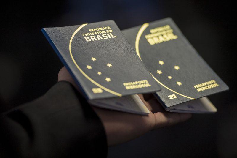 Emissão de passaportes começa na segunda em Blumenau – Foto: Marcelo Camargo/Agência Brasil/Divulgação/ND