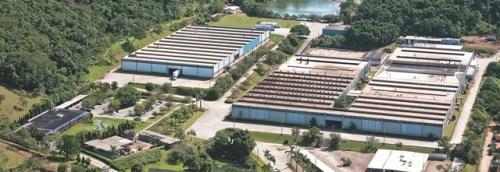 Sede da Metalúrgica Duque em Joinville – Foto: Divulgação/Arquivo