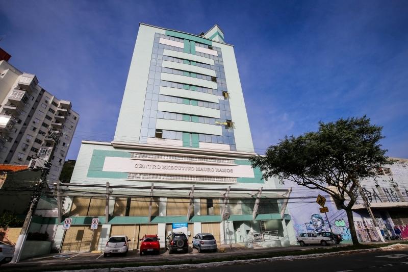 Pró-cidadão funcionará na avenida Mauro Ramos até conclusão das reformas - Cristiano Andujar/PMF/Divulgação/ND
