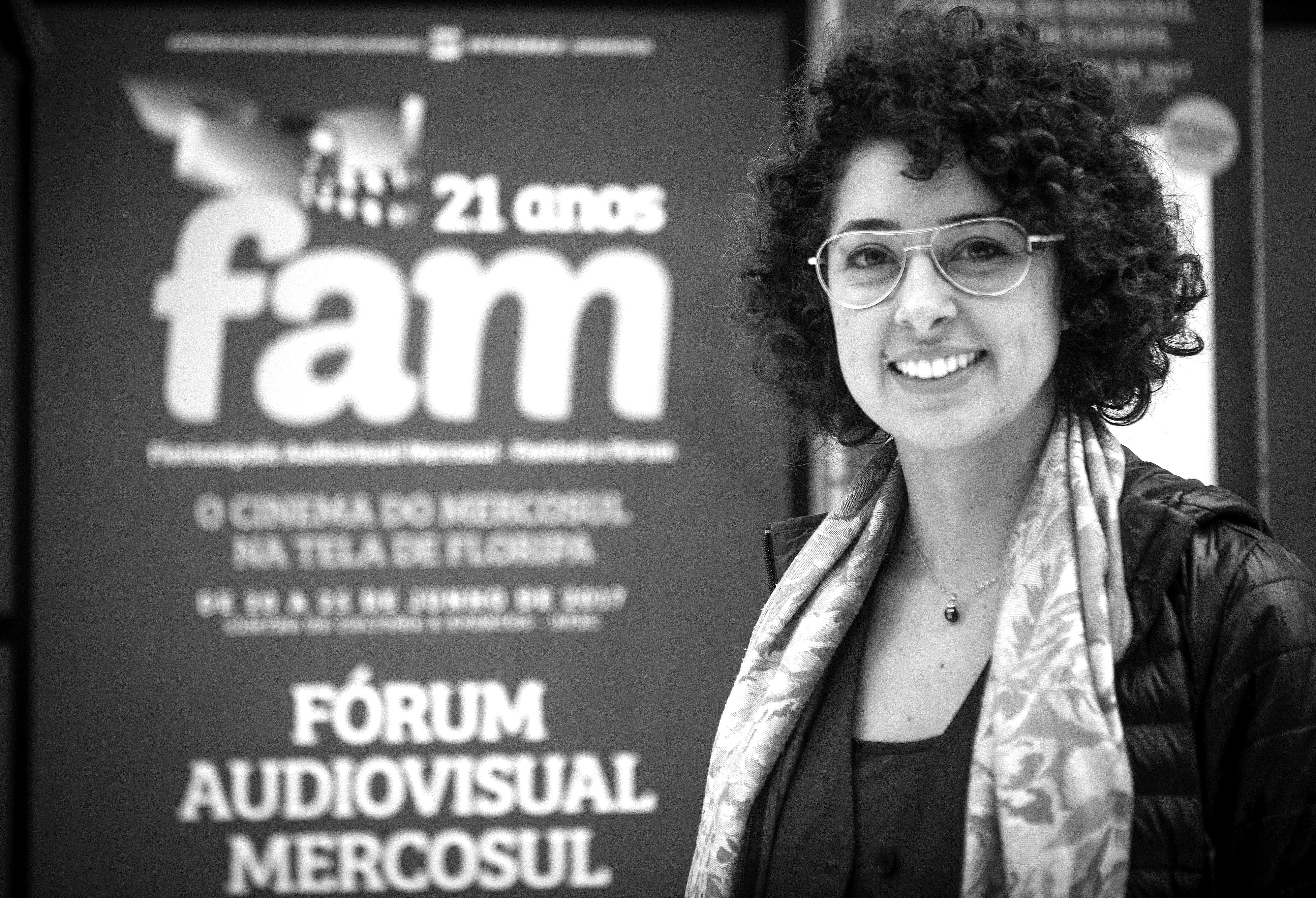 Marilha Naccari, diretora de programação do FAM, ressalta a descentralização do festival - Flávio Tin/ND