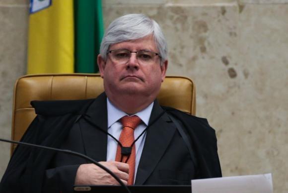 O procurador-geral da República, Rodrigo Janot, pediu ao STF urgência na decisão sobre a escolha do relator das ações da Lava Jato - José Cruz/Agência Brasil