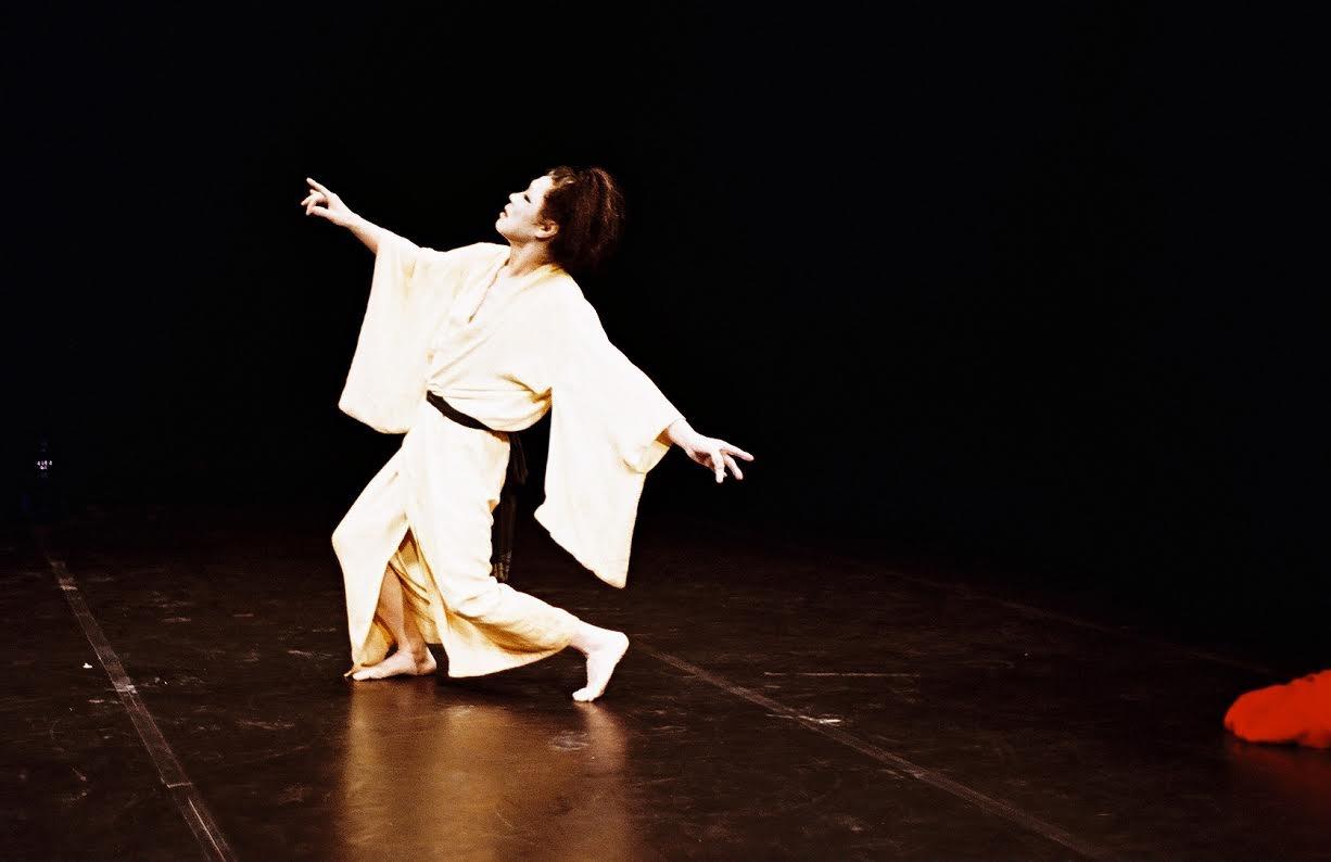 O bailarino japonês Tadashi Endo é uma das atrações do evento - Divulgação/ND