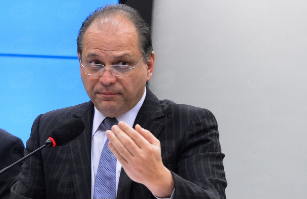 Ricardo Barros pode receber advertência ou recomendação de exoneração ao presidente - Valter Campanato/Agência Brasil/Divulgação/ND